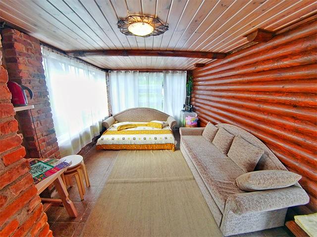 Аренда комнаты на сутки возле мирского замка